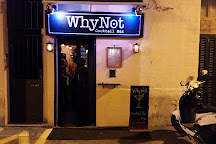 WhyNot Cocktail Bar, Palma de Mallorca, Spain