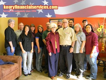 Koury Financial Services Payday Loans Picture