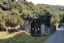 Santuario Santa Maria in Doblazio, Pont Canavese, Italy