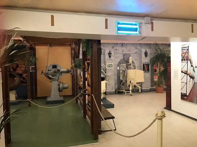 Museo Schoko Land Alprose