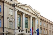 Croatian Parliament Building, Zagreb, Croatia