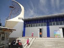 Kyrgyz Post Office на фото Баткена