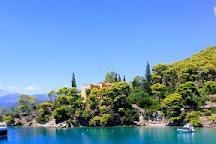 Mikro Neorio Bay, Poros, Greece