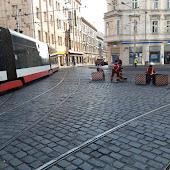 Station  Prague Prague Anděl