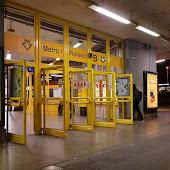 Subway Station  Florenc   C