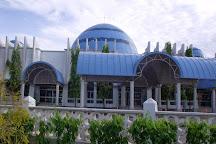Al-Muktafi Billah Shah Mosque, Kuala Terengganu, Malaysia