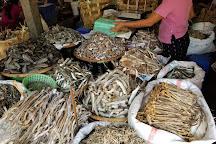 Da Nyin Gone Market, Yangon (Rangoon), Myanmar