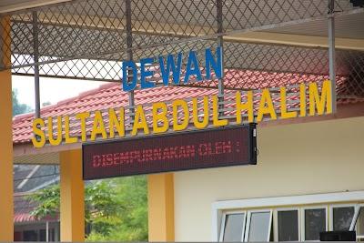 Sekolah Menengah Sultan Abdul Halim Kedah 60 4 714 3215