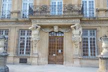 Pavillon de Vendôme, Aix-en-Provence, France