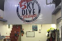 Skydive Playa, Playa del Carmen, Mexico