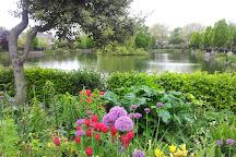 Blessington Street Park (The Basin), Dublin, Ireland