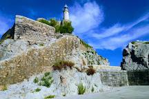 Faro y Castillo de Santa Ana, Castro Urdiales, Spain