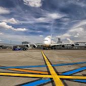 Airport airport Prague PRG