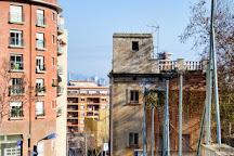 Piscina Municipal de Montjuic, Barcelona, Spain