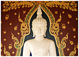 Photo: Contemplative Buddha