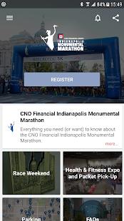 CNO Monumental Marathon - náhled