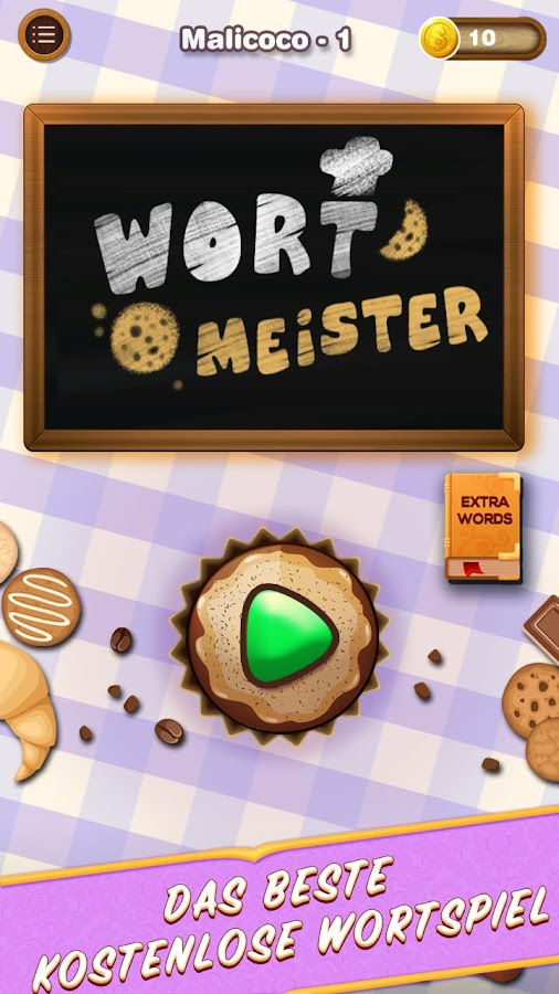 Wort Meister- screenshot