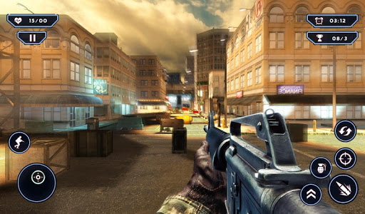 Army Anti-Terrorism Sniper Strike - SWAT Shooter 1.1 screenshots 6