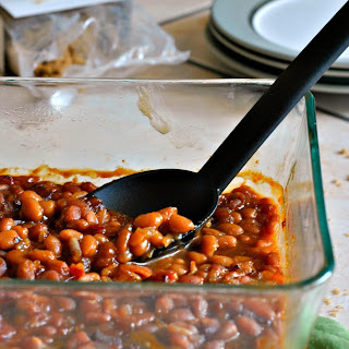 Baked Beans With Pork And Beans Recipes