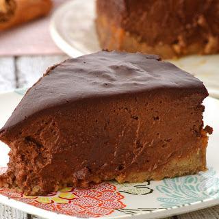 Chocolate Silk Pie [Vegan]