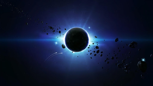 Moon Eclipse Live Wallpaper HD