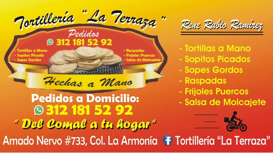 Tortilleria La Terraza Tortillería A Mano