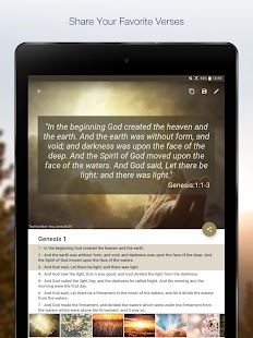King James Bible (KJV)- screenshot thumbnail