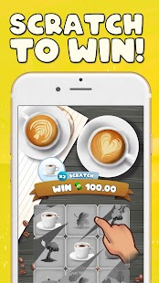 Lucky Level: Scratch Cards Screenshot
