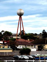 Photo: Year 2 Day 143 - Water Tower on the Way out of Warrnambool