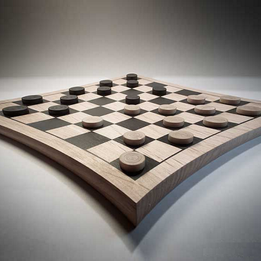 Checkers V+, online multiplayer checkers game