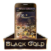Black Gold Rich Theme