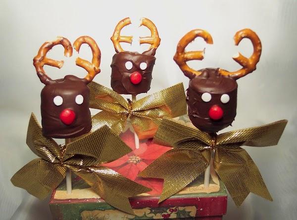 Reindeer Pops Recipe