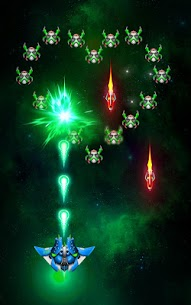 Space Shooter Galaxy Attack Mod Apk 1.424 (Unlimited Money) 6