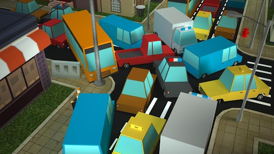 Traffic city cars- screenshot thumbnail