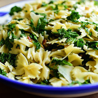 The Pioneer Woman's Kale Pasta Salad