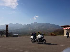 Photo: 平沢峠。午後の陽の光で、いまいち。