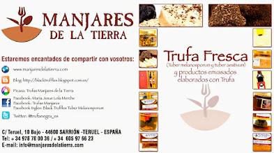 Photo: TRUFAS MANJARES DE LA TIERRA REDES SOCIALES
