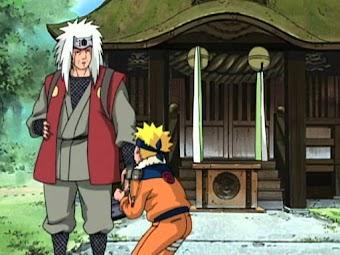 Naruto - Jiraiya: Naruto's Potential Disaster!
