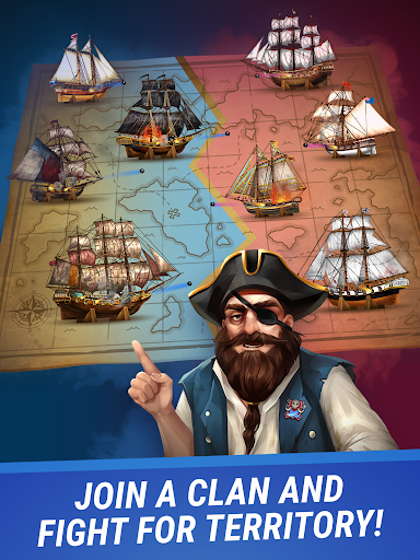 Pirates & Puzzles - PVP League apkmr screenshots 10