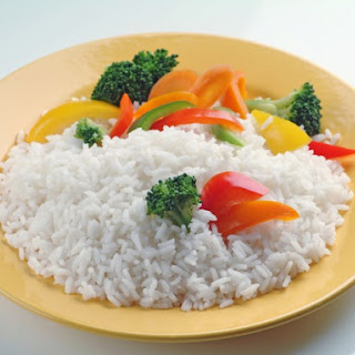 Baked White Rice