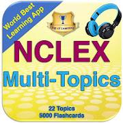 NCLEX Nursing Ultimate exam Review 5000 Notes&Quiz  Icon