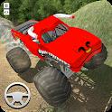 US Monster Truck Steel Crash Legends Drive icon