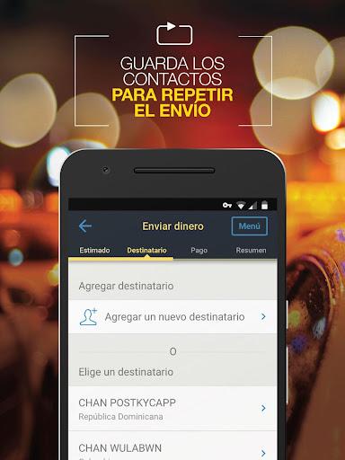 Western Union ES - Envía Dinero screenshot 4