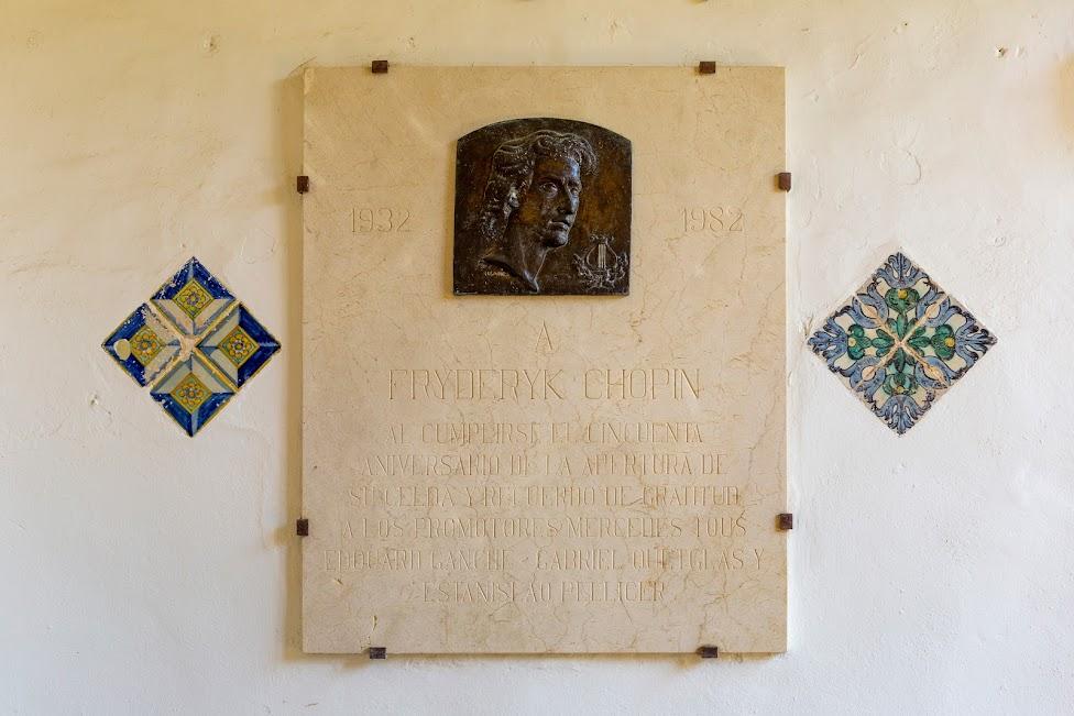 Muzeum Chopina, Valldemossa