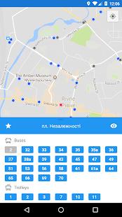 CityBus Rivne - náhled
