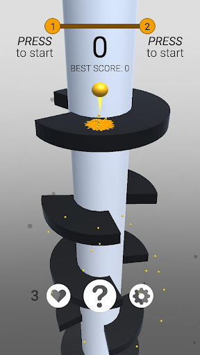 Code Triche Ball Drop: Jump, Dodge, Win! apk mod screenshots 1
