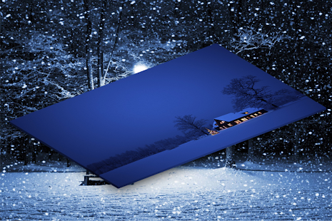Snow Fall Live Wallpaper - náhled