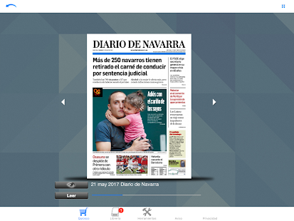 Diario de Navarra  DN+ Tablet- screenshot thumbnail