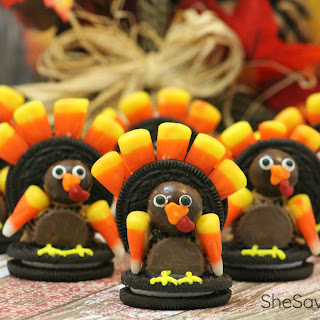 Turkey Cookies Candy Corn Recipes