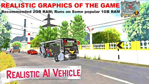 Bus Simulator India Real  captures d'écran 1